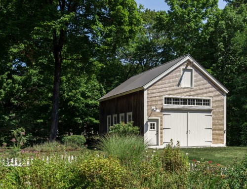 Boxford Village Barn Renovation