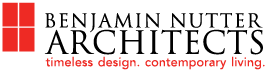 Benjamin Nutter Architects, LLC Logo